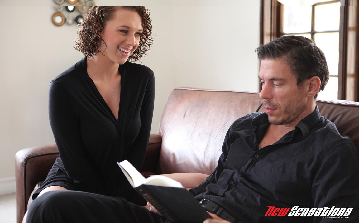 Brooke Wylde & Mick Blue - I Love My Sisters Big Tits