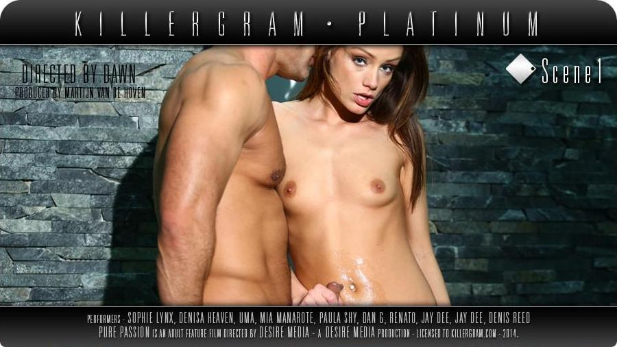 [Killergram] Pure Passion Scene 1