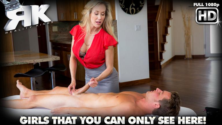 Brandi Love in Moms Bang Teens Video: Love Is In The Bare