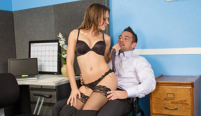 Callie Calypso in Naughty Office