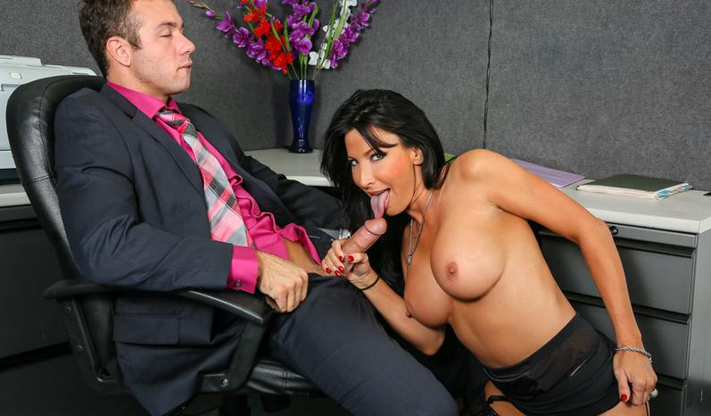 Lezley Zen in Naughty Office
