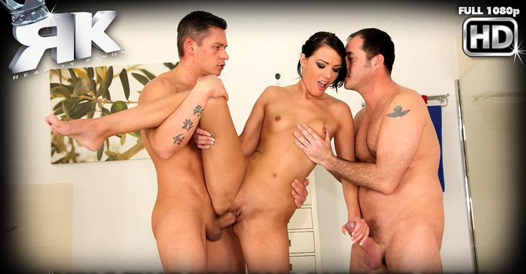 Samantha Joons - Double Up - Euro Sex Parties