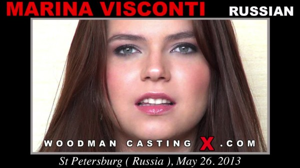 WoodmanCastingX - Marina Visconti
