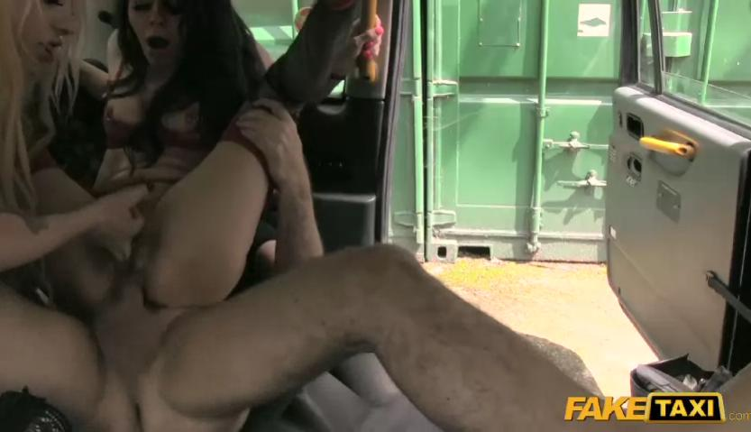 FakeTaxi - Valerie and Amica