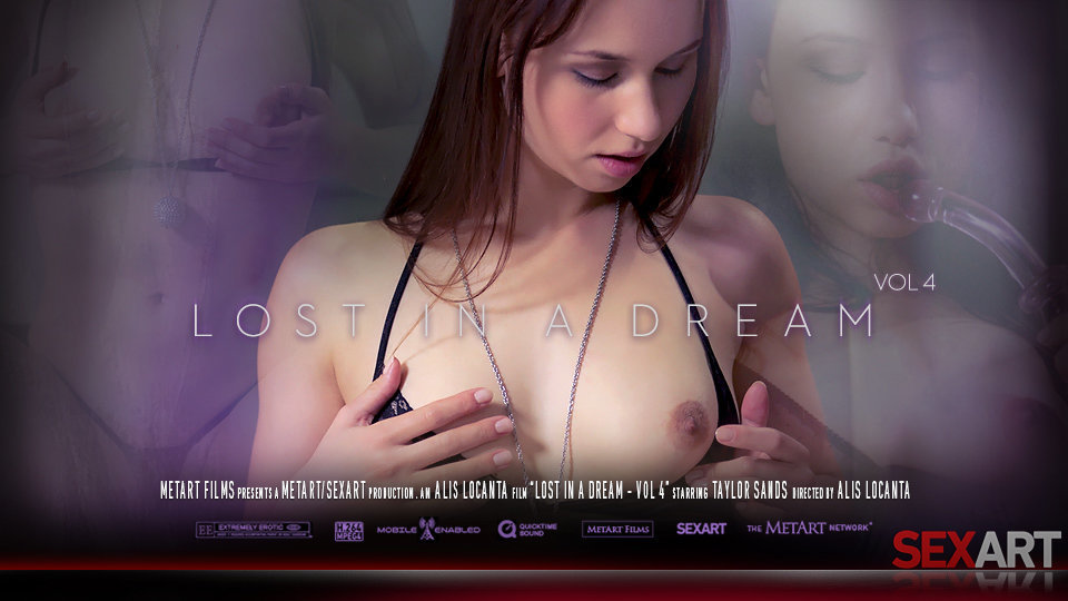 Taylor Sands - Lost in a Dream - Vol. 4