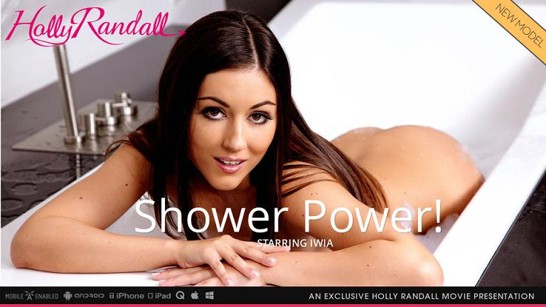 Iwia - Shower Power!