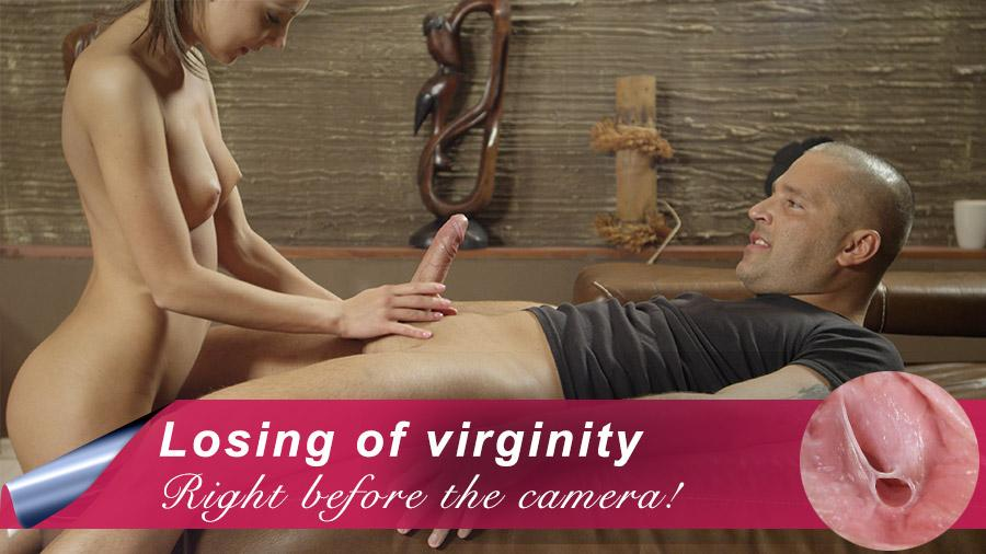 Kleine Punci - Losing of virginity